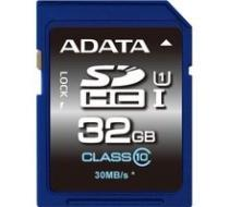 ADATA SDHC Premier 32GB UHS-I - ASDH32GUICL10-R