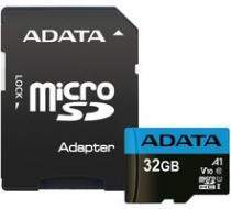 ADATA Micro SDHC Premier 32GB 85MB/s UHS-I A1 - AUSDH32GUICL10A1-RA1