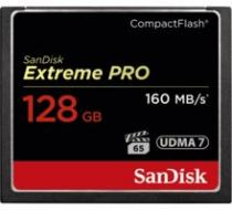 SanDisk CompactFlash Extreme Pro 128GB (160 MB/s) - SDCFXPS-128G-X46