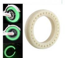 Fluorescenční bezdušová pneumatika pro Xiaomi Scooter