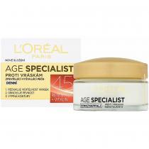 L´OREAL Age Specialist 45+ Denní krém 50 ml