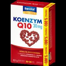 Revital Koenzym Q10 30mg+Se+vit.E cps.30