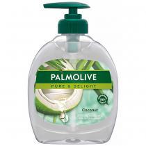 PALMOLIVE Tekuté mýdlo Pure & Delight Coconut 300 ml