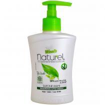 WINNI´S NATUREL Sapone Mani Thé Verde – hypoalergenní tekuté mýdlo na ruce se zeleným čajem