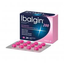IBALGIN 200 mg 24 tablet