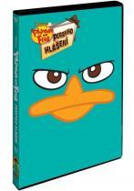 Phineas a Ferb: Perryho hlášení DVD