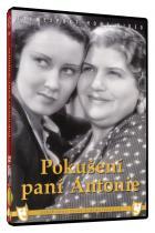 Pokušení paní Antonie DVD