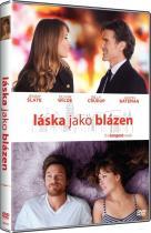 Láska jak blázen DVD