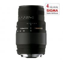 SIGMA 70-300mm f/4-5,6 DG Macro pro Canon
