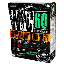 Extrifit Professional WPC 60, 2000g