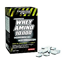 Nutrend Compress Whey Amino 10000 - 300 tablet