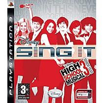 High School Musical 3: Sing It + Mikrofon