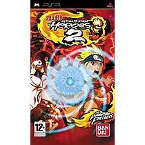 Naruto Ultimate Ninja Heroes 2 (PSP)
