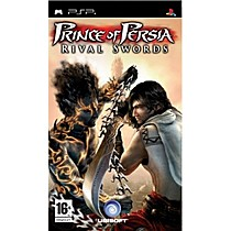 Prince of Persia Rival Swords (PSP)