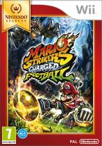 Mario Strikes Charged Football (wii)