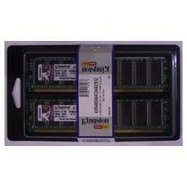 Kingston 4GB DDR2-667 ECC kit 2 x 2GB