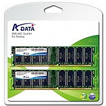 A-data DIMM DDR 1GB  400MHz AD1U400A1G3-R