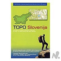Garmin TOPO Slovinsko