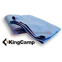 KING CAMP ručník 30 x 60 cm modrý