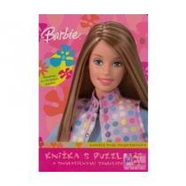 Barbie Knižka s puzzlami