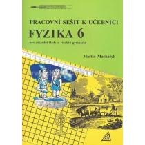 Pracovní sešit k učebnici Fyzika 6