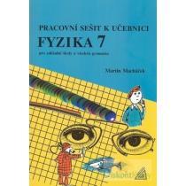 Pracovní sešit k učebnici Fyzika 7