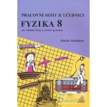 Pracovní sešit k učebnici Fyzika 8