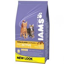 IAMS Kitten rich in Chicken 10 kg
