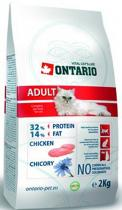 Ontario Cat Adult Chicken 2 kg