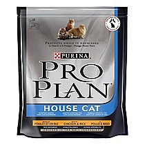 Purina Pro Plan Cat Housecat Chicken & Rice 1,5 kg