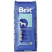 BRIT Lamb & Rice 15 kg