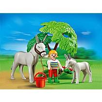 Playmobil 4187 Oslík s mládětem