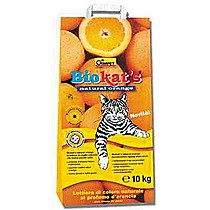Gimpet Biokats Orange 10 kg