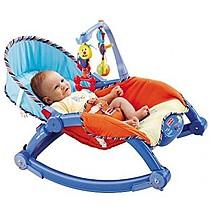 Mattel Přenosné sedátko od miminka po batole