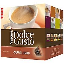 Nescafé KRUPS - CAFFE LUNGO 16 ks kapsle