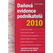 Daňová evidence podnikatelů 2010