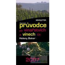 Kapesní průvodce po vinařství a vínech ČR 2007