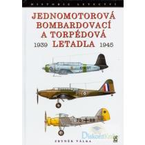 Jednomotorová bombardovací a torpédová letadla 1939