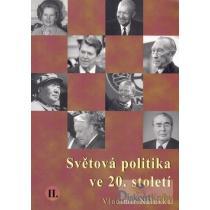 Světová politika ve 20.století II.