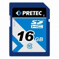 PRETEC SDHC 16GB Class 10