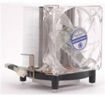 PRIMECOOLER PC-HP4 chladič hliníkový sc. 775 sc. AM2 sc. AM3 ruční regulace ot.