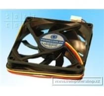 PRIMECOOLER PC-7025L12C PC-7025L12C ventilátor 70x70mm výška 25mm kuličkové ložisko