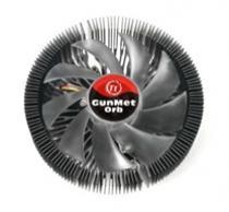 THERMALTAKE GunMet Orb CL-P0478 chladič na CPU hliníkový sc. 775 sc. AM2 sc. AM3 bílé podsvícení