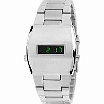 Axcent of Scandinavia Tank Green Led Dial X55174-242