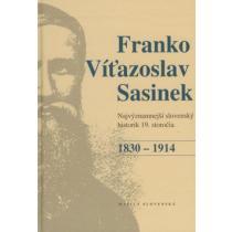 Franko Víťazoslav Sasinek 1830