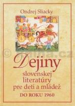 Dejiny slovenskej literatúry pre deti a mládež do roku 1960