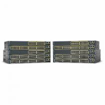 Cisco WS-C2960S-48LPS-L, 48xGigE PoE 370W, 4x SFP
