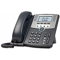 Cisco 12 Line IP tel.,Display,PoE,PC Port, SPA509G