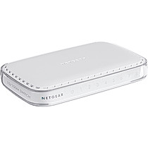 NETGEAR 8x10/100 Platinum Series Switch, FS608