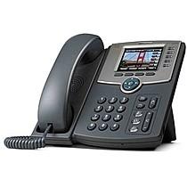 Cisco 5-line IP tel.,PoE, 802.11g, SPA525G